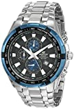 Casio Edifice Chronograph Blue Dial Men's Watch-EF-539D-1A2VDF (ED462)