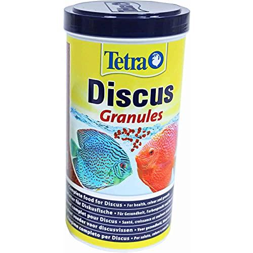 Alimentation Tetra Discus pour poissons exotiques Contenance 1 litre