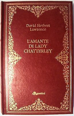 D.H. Lawrence:L'Amante di Lady Chatterley Ed.Agostini A49