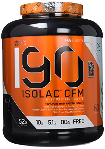 Starlabs Nutrition I90 Isolac CFM Ice Coffee - 1810 gr 🔥