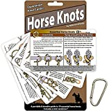 ReferenceReady Horse Knot Cards - Portable Guide to Equine Knots