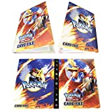 Álbum Titular de Tarjetas Pokémon Carpeta Carpeta Libro 30 páginas 240 Tarjetas Capacidad (Ho-oh)