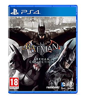 Batman Arkham Collection (Standard Edition) (PS4)