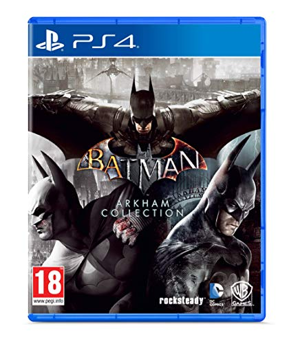 Batman Arkham Collection (PS4) - PlayStation 4