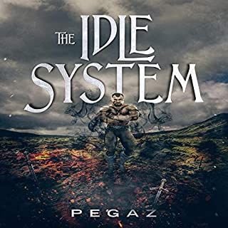 The Idle System (A LitRPG series Book 1): The New Journey cover art