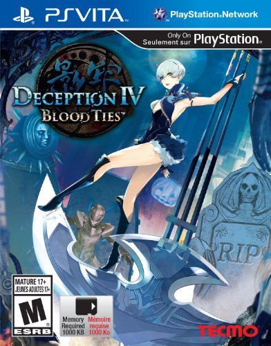 Deception IV Blood Ties - [Edizione: Francia]