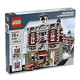 レゴ クリエイター・ファイヤーブリゲード 10197