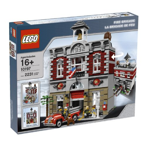LEGO Creator Fire Brigade 10197 (Discontinued by manufacturer)