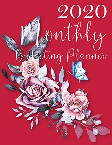 Budget Planner 2020: Financial planner organizer budget book 2020, Yearly Monthly Weekly & Daily budget planner, Fixed & Variable expenses tracker, ... tracker, Happy to personal budget planner