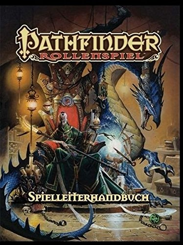 Pathfinder Spielleiterhandbuch Taschenbuch (Pathfinder / Fantasy-Rollenspiel)