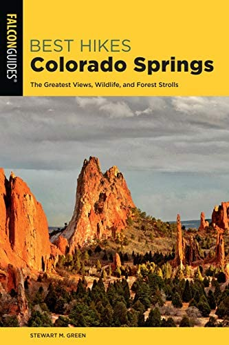 Best Hikes Colorado Springs The Greatest Views Wildlife and Forest Strolls Best Hikes Near Series product image