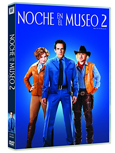 Noche En El Museo 2 (Color) [DVD]