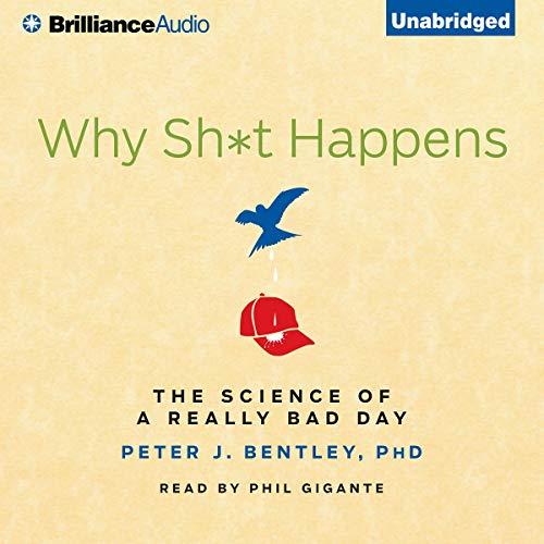 Why Sh-t Happens audiobook cover art