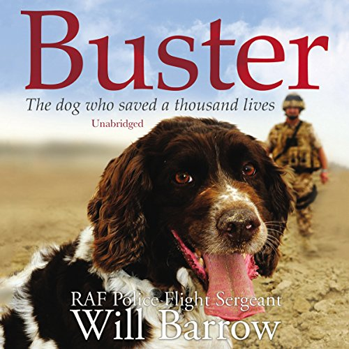 Buster cover art