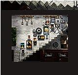 YUHT Fotowand, Fotowandrahmen Bilderrahmen Wand Selbstgemachte Fotowand Fotocollage Rahmen...