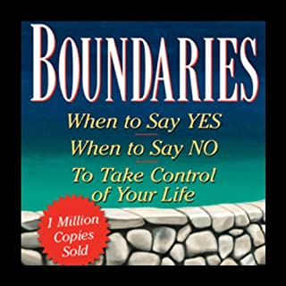 Boundaries                   By:                                                                                                                                 Dr. Henry Cloud,                                                                                        Dr. John Townsend                               Narrated by:                                                                                                                                 Dr. Henry Cloud,                                                                                        Dr. John Townsend                      Length: 1 hr and 58 mins     263 ratings     Overall 4.3