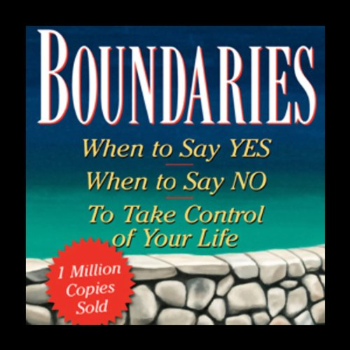 Couverture de Boundaries