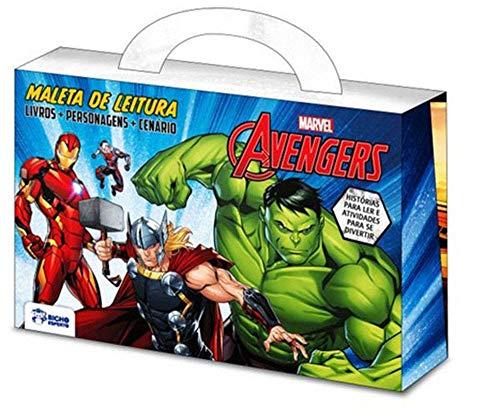 Maleta de Leitura. Avengers
