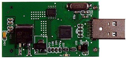 USB 3.0 zu Intel Mini-PCIe mSATA SSD HDD-Adapter, von M-Ware®. ID13594
