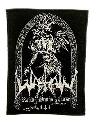 Cyclone Empire Merchandise WATAIN - Rabid Death's Curse - Patch/Aufnäher