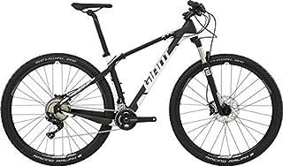 GIANT XTC Advanced 29er 2Ltd–29Pulgadas Mountain Bike Negro/Blanco (2016), Unisex