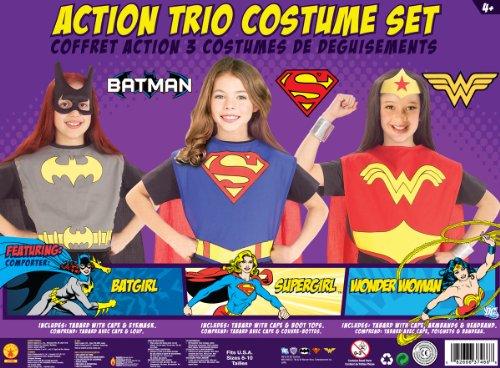 Action Trio Costume Set