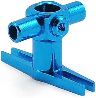 MicroHeli MH-MCX002LHB Blue CNC Aluminum Lower Head: Blade mCX & mCX2