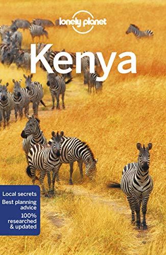 Lonely Planet Kenya [Lingua Inglese]
