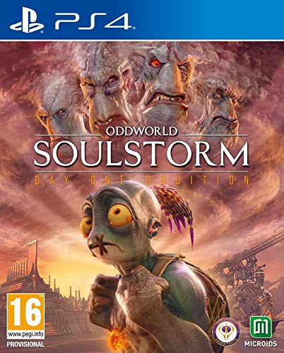 Oddworld Soulstorm Day One Edition (Playstation 4)