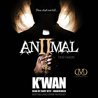 Animal 2: The Omen audiobook cover art
