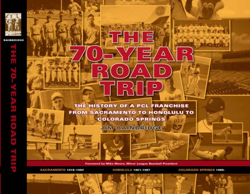 The 70-Year Road Trip: The History of a PCL Franchise from Sacramento to Honolulu to Colorado Springs