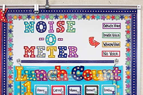 """Teacher Created Resources Marquee Bold Block 4"""" Letters Combo Pack (5866) Photo #2"""