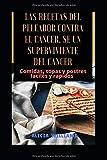 Las recetas del peleador contra el cancer. Se un superviviente del cancer: Comidas, Sopas y postres fáciles y rápidos