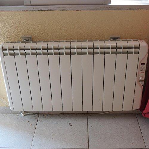 Gabarron emisores: de calor rf 12e digital