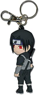 Great Eastern GE-3995 Shonen Jump Naruto Itachi in Fighting Gear PVC Keychain