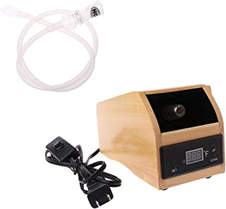 oukery Digital Vape Evaporator Aromatherapy Diffuser Vaporizer with Free Whip Accessories Kit