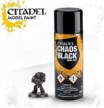 Games Workshop Citadel Colour - Chaos Black Primer / Undercoat Spray