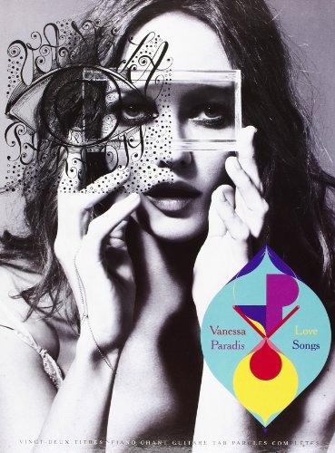 Paradis Vanessa Love Songs P/V/G
