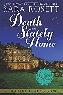 Death in a Stately Home (Murder on Location)