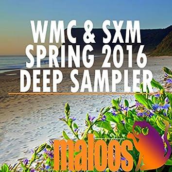 SXM & WMC DEEP Spring Sampler