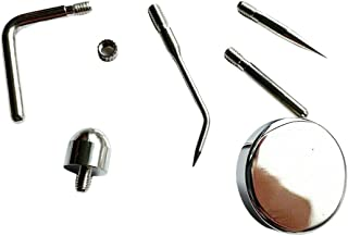 1 Set Tips Replacement Parts for Handheld Home Use Plasma Pen