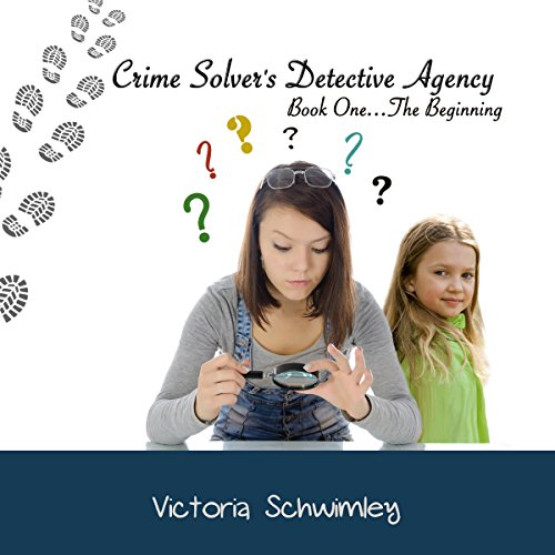 Crime Solver's Detective Agency audiobook cover art