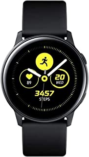 Samsung Galaxy Watch Active SM-R500 Akıllı Saat, Siyah (Samsung Türkiye Garantili)