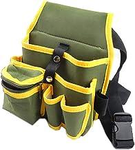 Jianghuayunchuanri Taille Tool Bag 7 Pocket Oxford Doek Tool Opbergtas Multifunctionele Elektricien Gereedschapstas voor E...