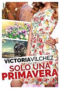 Solo una primavera par  Victoria Vílchez Donate