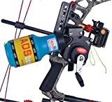 Bow Fishing Reel for Fish Hunting Tournament Shooting Reel Right Hand