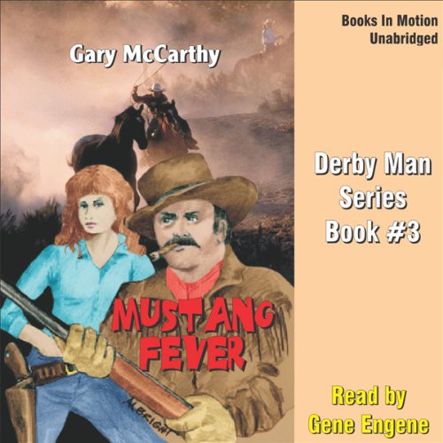 Mustang Fever audiobook cover art