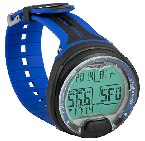 Cressi Leonardo Scuba Dive Computer Wrist Watch