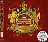 Songbook Singles 1 by Super Furry Animals (2004-11-17)