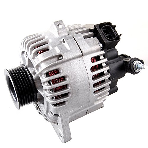 SCITOO Alternators 110A/12V IR/IF 11015 Fit for Hyundai Santa (Fe) Kia Optima 2002 2003 2004 2.7L 11020 13782 AMN0014